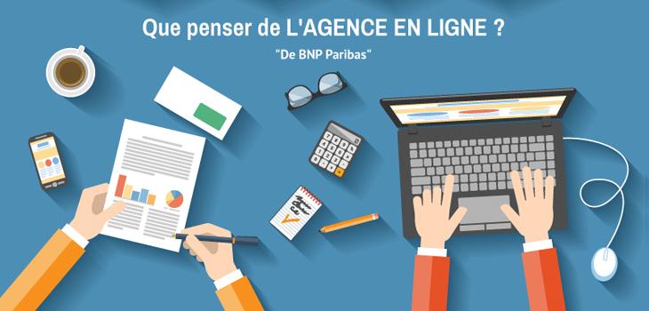 L Agence En Ligne De Bnp Paribas Lameilleurebanque Net